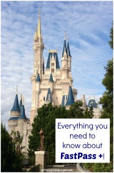 How to Use the New FastPass + System at Walt Disney World!