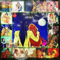 winx club flora and helia first meet quotes