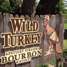 Wild Turkey Distillery, Bourbon Trail, KY