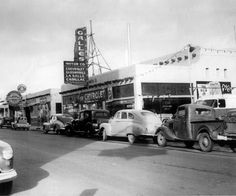 Galles, 5th and Copper in 1940