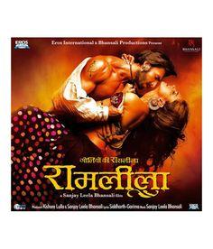 Buy Ram-leela - Goliyon Ki Raasleela  Movie audio CD at www.greatdealworld.com