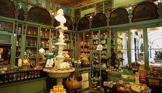 Revisión Interior: Herboristería del Rey –1823-  Barcelona