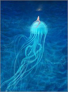 The Little Mermaid. Illustrator Galya Zinko.