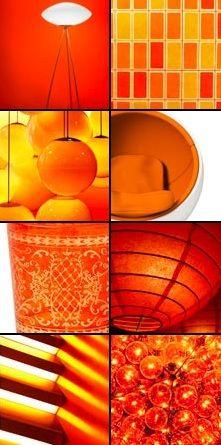 Shade of orange