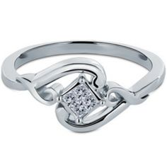 Real Diamond Ring.  visit: www.onlinepearlshop.com