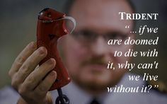 Trident: Does it push your button?