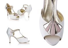 Rachel Simpson Shoes: The 2014 Collection For Brides