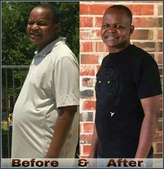 """One success story after another.  Blue Diamond Cosmas Magembe lost 24 inches 20 pounds in 90 days.  """"Healthy living has never tasted so good"""" Let's do it together: To order  www.davisgirl.myorganogold.com Become a Preferred customer and get 20% off   #whatthatshakedo? # #OGX #Organo"""