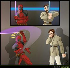 Oh Deadpool........