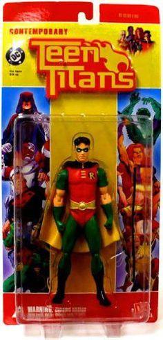 DC Direct Teen Titans Action Figure Contemporary Robin