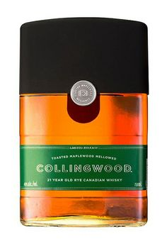 Collingwood 21-Year-Old Rye Canadian Whisky | Flickr - Photo Sharing!