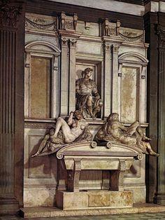 Tomba di Giuliano de' Medici-Michelangelo