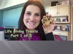 Life Giving Treats Pt.1 of 3 I love these homemade chocolate chip cookies from Elana's Pantry. If you or someone you know is gluten free or grain free, this will be a big hit! It took me a long time to find homemade chocolate chip cookies that still satisfied my sweet tooth and left me feeling good. They are delicious!