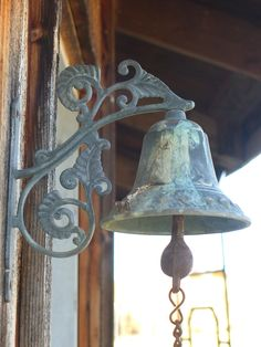 ~ Love This Old Dinner Bell ~