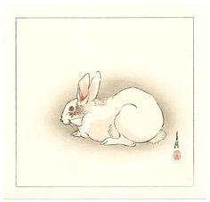 Ogata Gekko - Rabbit