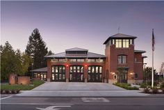 vancouver fire stations | Mountain View Fire Dept. Fire Station No. 5