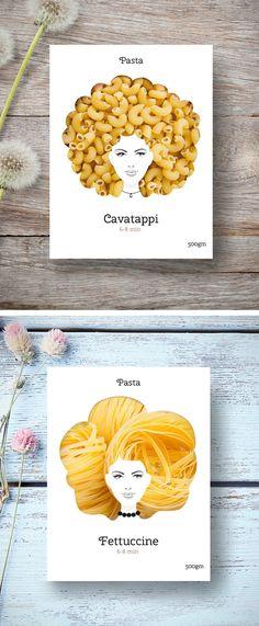 Clever pasta packaging by Nikita Konkin | packaging design | creative packaging