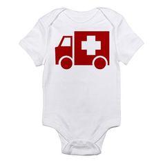 Ambulance Onesie