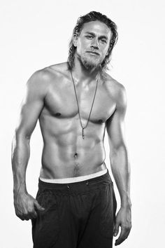 Haters gonna hate...but this man definitely has the body for Christian Grey. Charlie Hunnam is Officially Christian Grey via The Berry.