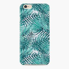 Summer Palm Tree iPhone 6S Case Tropical  iPhone by Create5Store