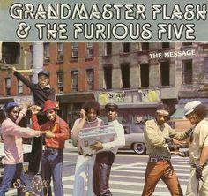 The 25 Greatest Rap Groups: 22. Grandmaster Flash & The Furious 5