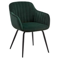 Green Furniture, Metal Furniture, Office Sofa, Room Mom, Office Cabinets, Dining Room Chairs, Dining Table, Sofa Design, Interior Design