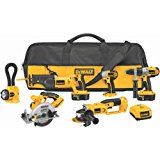 Click to see price * Details can be found by clicking on the image. (This is an affiliate link) #PowerToolComboKits