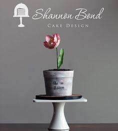 Easter Cake designed by Shannon Bond Cake Design www.sbcakedesign.com