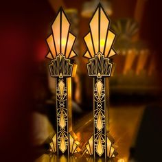 Diamond Dazzle Columns Kit (set of 2) $119.99