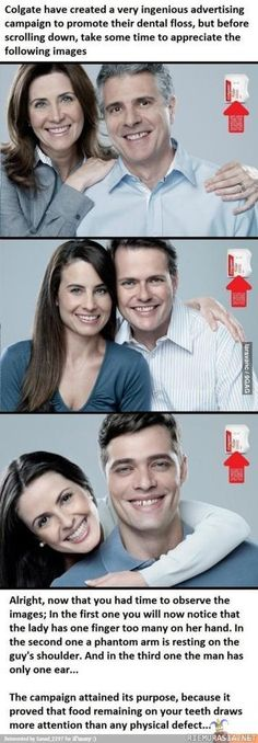Funny pictures about Clever Colgate Ad Campaign. Oh, and cool pics about Clever Colgate Ad Campaign. Also, Clever Colgate Ad Campaign photos. Funny Commercials, Funny Ads, The Funny, Funny Memes, Hilarious, Jokes, Funny Captions, Dental Humor, Dental Hygiene