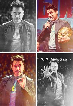 """Robert Downey Jr. in Moscow, Russia - """"Iron Man 3"""" press tour 2013."""