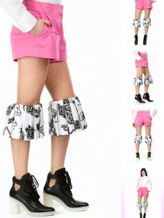 Opening Ceremony Knee Skirts - What Is a Knee Skirt - Cosmopolitan