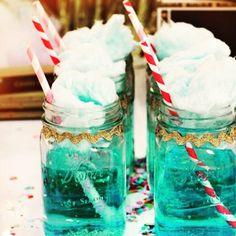 パーティーしたい!♡ #パーティー#party#わたがし#綿菓子#コットンキャンディー#cottoncandy#コットンキャンディードリンク#cottoncandydrink#コットンキャンディーソーダ#cottoncandysoda#ホームパーティー#homeparty