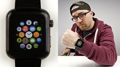 Subscribe: http://youtube.com/unboxtherapy Twitter: http://twitter.com/unboxtherapy Welcome to my unboxing and comparison of this fake Apple Watch. In this v...