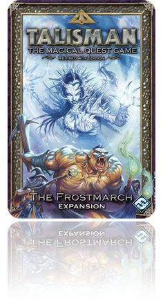 Picture of Talisman [4th Edition]: The Frostmarch [Expansion]