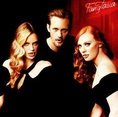 Pam, Eric, and Jessica