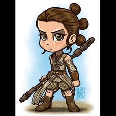 Lordmesa Art — Star Wars: The Force Awakens!!! Rey!!! Hands...