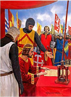 the issues in england by king john in the 13th century When the political situation deteriorated in england in 1214-15, king john took careful measures to ensure isabella's safety by placing her under the armed protection of one of his most trusted servants, terric the teuton.