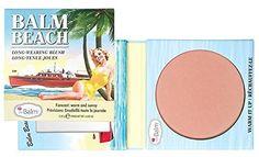 theBalm Balm Beach Face Blush, 0.225 oz.