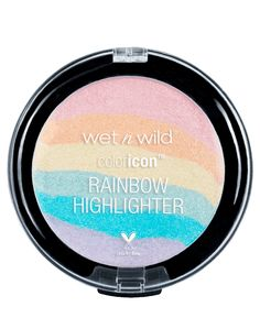 Wet n Wild Goes All Etsy and Drops a ColorIcon Rainbow Highlighter On us By Isabella Muse