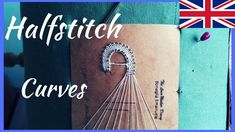 Bobbin Lace Tutorial | Half Stitch Curves