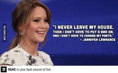 She's so funny
