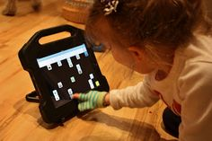 Simple DIY solution that will prevent accidental hits on the iPad