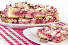 Ríbezľový koláč s tvarohom | Recepty.sk