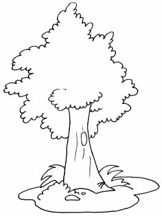 trees and flowers coloring pages trees and flowers kids printables coloring pages