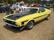 Ford Mustang (first generation) - Wikipedia, the free encyclopedia