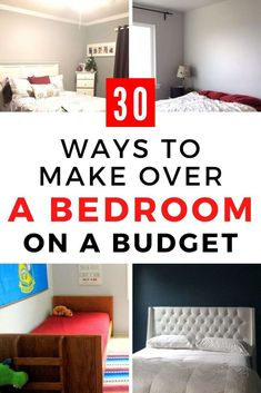Girls Bedroom If you're on a tight budget and are looking for cheap easy or small ways to make over your master or kids bedroom? Check out these before and after bedroom upgrades. Small Room Bedroom, Kids Bedroom, Bedroom Decor, Small Rooms, Kids Rooms, Bedroom Ideas, Home Decor Furniture, Furniture Makeover, Diy Home Decor