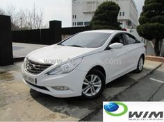 2011 Hyundai YF Sonata LPI Luxury