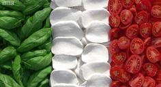 Eurovision Song Contest 2014 Italy flag art