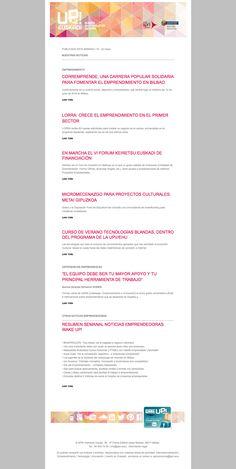 Noticias de Emprendimiento/ UP Euskadi (15-22 mayo de 2016) 24/05/2016